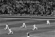"""ITV """"Together we will never lose. ITV stand with England"""" by Uncommon Creative Studio"""