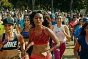 Da da ding: Nike's call to women in India