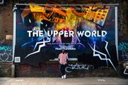 """Penguin """"The Upper World"""" by Jack Arts"""
