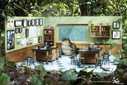 """Persil """"teachers"""" by DLKW Lowe"""