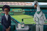 """Sipsmith Gin """"The official tennis of Sipsmith Gin"""" by Ogilvy"""