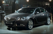 Vauxhall 'insignia project' by DLKW