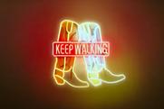 "Johnnie Walker ""Keep walking"" by Anomaly London"
