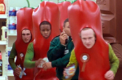 Walkers 'do us a flavour' by AMV BBDO