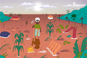 """WaterAid """"Climate stories"""" by Don't Panic"""