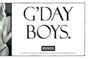 "Bonds ""g'day, boys"" by TBWA\London"