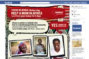 AMREF 'status of Africa' by BBH