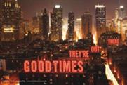 Budweiser 'good times' by Fallon