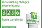 Holiday Inn 'big changes' by McCann Erickson New York