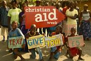 "Christian Aid ""power of possibilities"" by Kream"