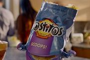 Tostitos 'inspired to scoop' by TBWA\Chiat\Day