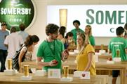 """Somersby """"Somersby store"""" by Fold7"""