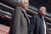 "Alzheimer's Society ""World Cup heroes united against dementia"" by McCann London"