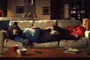 "Virgin Media ""sofa bear"" by Bartle Bogle Hegarty"