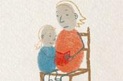 Booktrust 'hard to reach' by Kitcatt Nohr Alexander Shaw