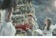 Littlewoods 'Santa's letters' by St Luke's