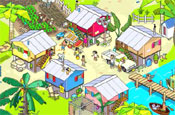 Christian Aid 'project Honduras' by Shop