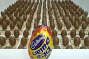 Cadbury's Creme Egg 'mousetrap' by Publicis