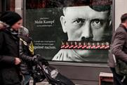 """Gesicht Zeigen! """"Mein Kampf - Gegen Rechts"""" by Ogilvy & Mather Berlin"""