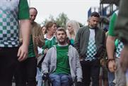 "Paddy Power ""Away day footy fan"" by Lucky Generals"