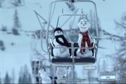 """Zurich """"snowmen"""" by McCann Worldgroup"""