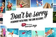 "Virgin Holidays ""don't be sorry"" by M&C Saatchi and Lida"