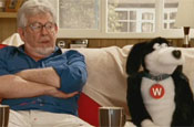 Woolworths 'Rolf Harris' by Bartle Bogle Hegarty