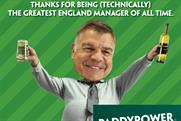 "Paddy Power ""Thank you Sam"" by Lucky Generals"