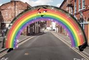 Channel 4 gives a voice to the rainbow to celebrate Pride and NHS