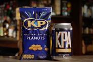 KPA: designed to be the perfect beverage to drink with KP Nuts
