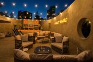 Hostelworld creates hostel out of sand