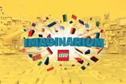 Lego unveils Christmas-themed brick-built experience