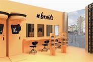L'Oreal to set up pop-up offering Paris Fashion Week hairstyles
