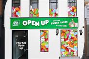 How Tic Tac is targeting 'happy optimists' with its open house