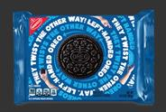 Oreo launches limited edition packs for world's struggling lefties