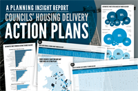 Councils' housing delivery test action plans: the opportunities and strategies in 25 key plans