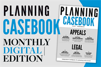 Read the July edition of Planning Appeals and Legal Casebook page-by-page online