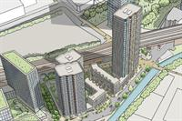Manchester apartments plan submitted with reduced affordable housing offer