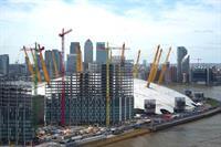 Revised Greenwich Peninsula masterplan approved with additional 1,750 homes