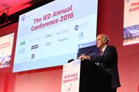 Government housebuilding record 'catastrophic', Cable tells IED delegates