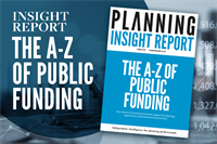 Read our A-Z of planning and infrastructure public funds page-by-page online