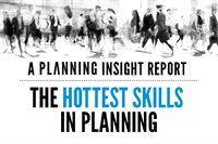 The most in-demand skills in planning