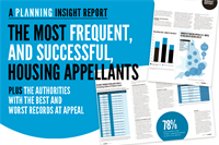 The most frequent, and successful, housing appellants