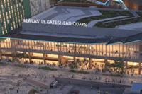 Plans approved for 12,500-capacity Gateshead entertainment venue and conference centre