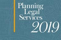 The Planning Legal Services 2019 guide