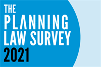 Responses to Planning Law Survey to be completed by 26 January