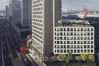 Green light for co-living developer's 22-storey east London hotel scheme