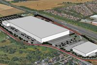 Plans approved for 67,000 sqm employment scheme on former green belt site