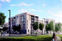Jenrick backs 1,350-home business park revamp despite tall buildings policy conflict