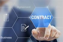Contract guidance for England published